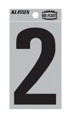 "Image de 2"" REEFLEC 1020382  #2  NOIR/A"